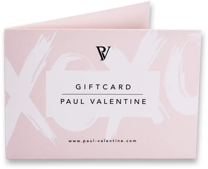 Paul Valentine Gift Card